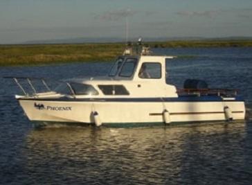 Rhymney River Motor Boat Sail Angling Club