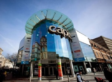 Shopping Centres In Cardiff