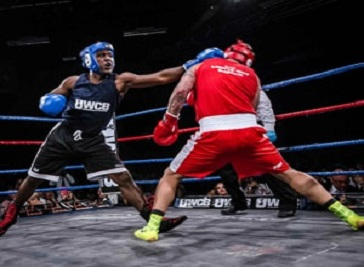 White Collar Boxing Cardiff
