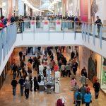 Shopping St David's Cardiff